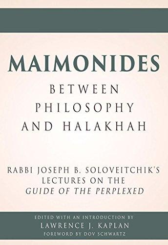 MaimonidesPhiloHalakhah